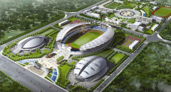 Jiangxi shangrao Olympic Sports Center Low Voltage intelligence information construction project