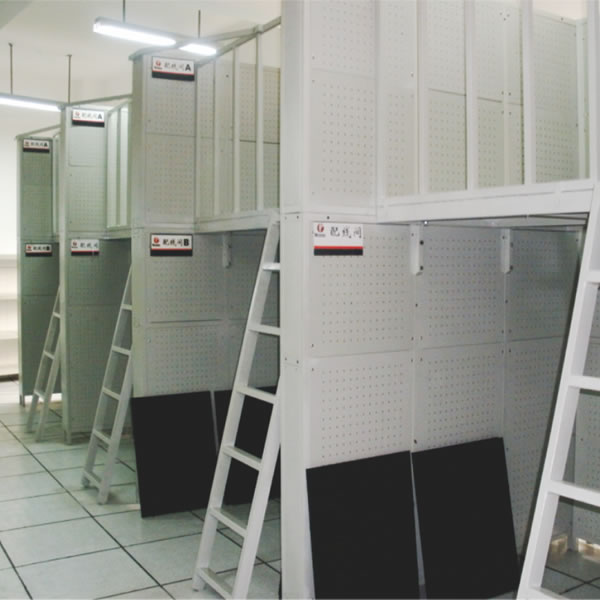 Generic Cabling training simulation building
