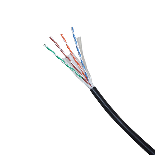 Cat5e 4pr 24AWG Outdoor Unshieled Ethernet Cable